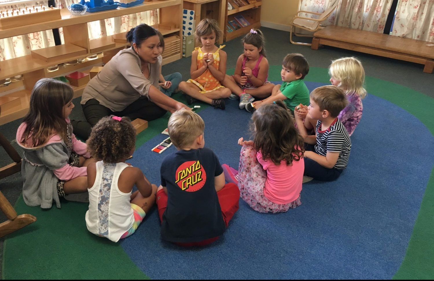 Santa Cruz Montessori Primary - Preschool and Kindergarten