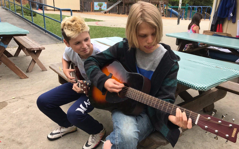 Santa Cruz Montessori Elementary Music