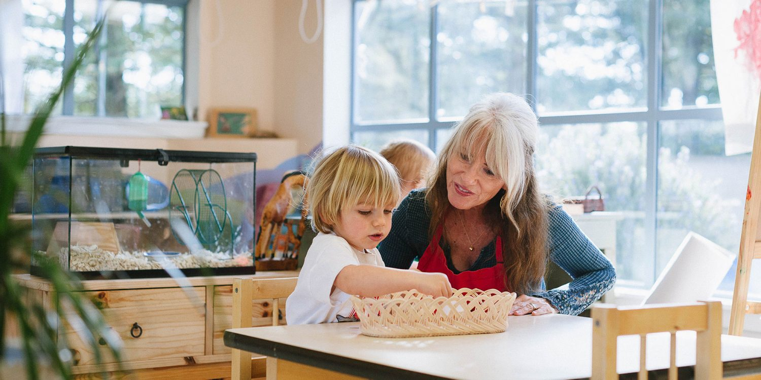 Santa Cruz Montessori YCC - Toddler Program