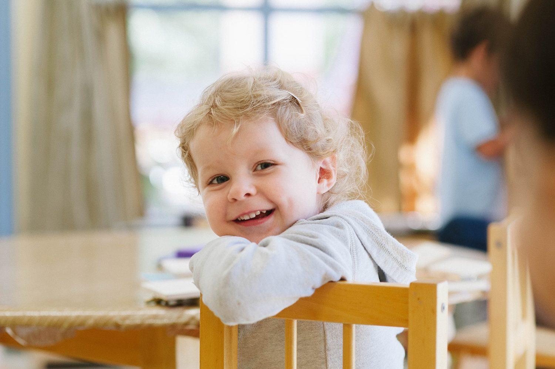 Santa Cruz Montessori YCC - Toddler Program